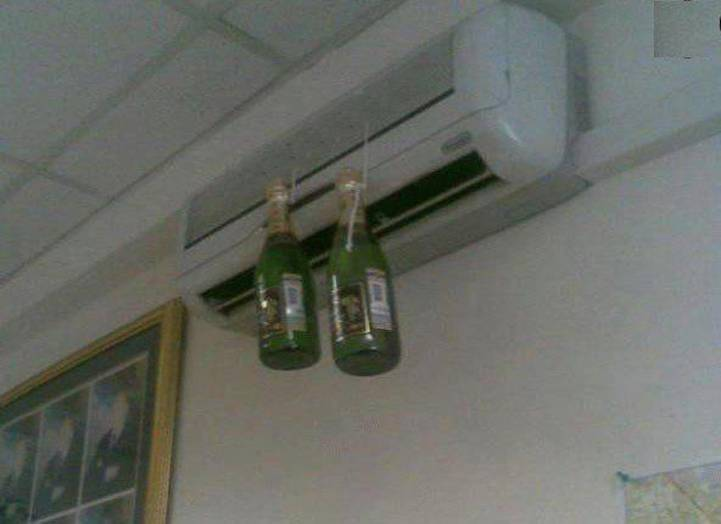 Dual purpose Air Conditioner