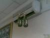 Dual purpose Air Conditioner